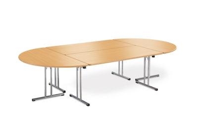 Table pliante modulaire