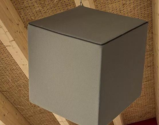 Cubes acoustiques